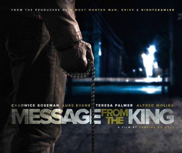 Ver Message from the King Pelicula Completa Online (2016) en Español HD