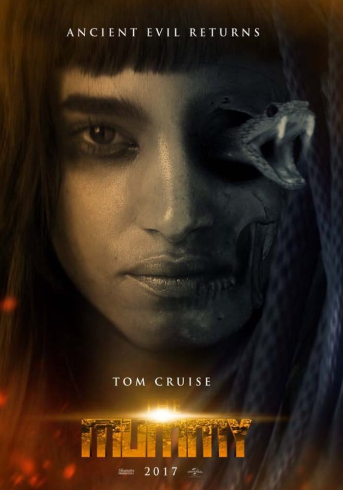 The Mummy Poster 2 | GoldPoster