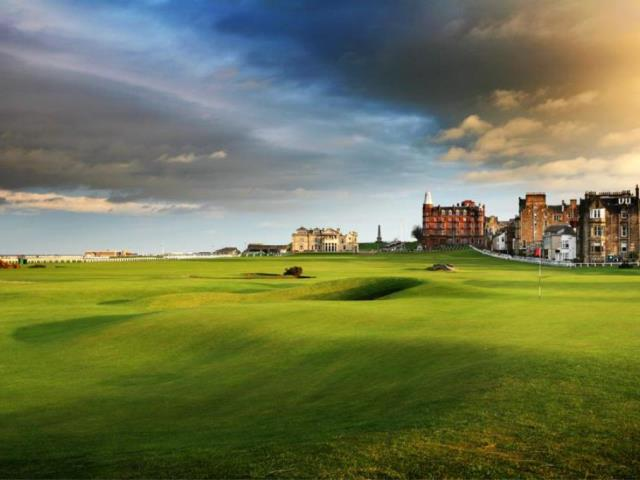 Old Course at St Andrews Fife Scotland  Book a Golf Break