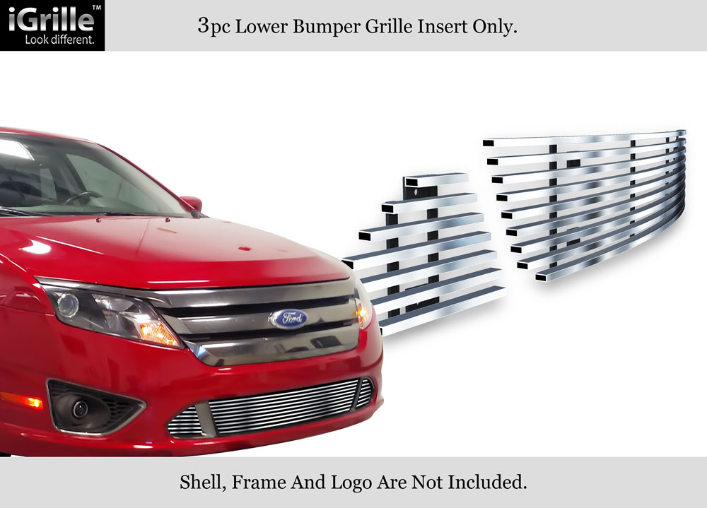 2010 Ford Fusion Lower Grill