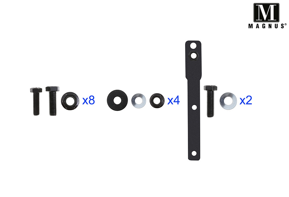 MAGNUS Class 3 Trailer Hitch Receiver For Nissan Frontier