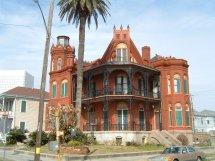 Galveston Texas Victorian Houses