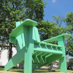 Huge Lawn Chair Stand Design Giant
