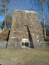 Cornwall Furnace - Cedar Bluff, AL - Wikipedia Entries on ...