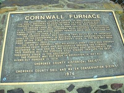 Cornwall Furnace
