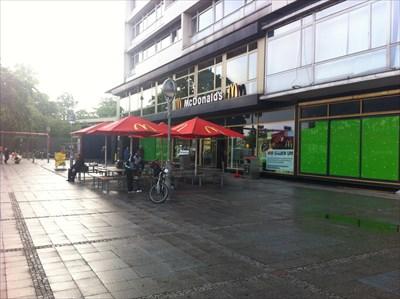 McDonald's Hardenbergplatz Berlin Germany McDonald's