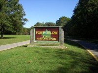 Fort Pillow - Fort Pillow State Historic Park, TN - U.S ...