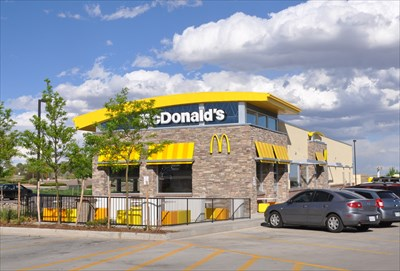 McDonalds Mesa Ridge Parkway Free WiFi  Fountain