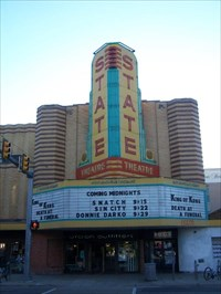 the state theater ann