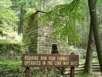 Roaring Run Furnace - Iron Furnace Ruins on Waymarking.com