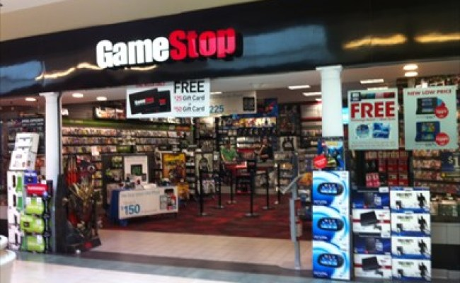 Game Stop Buckland Mall Manchester Ct Used Video Game