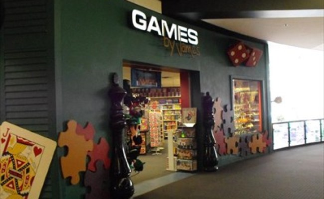 Games Pieces Games By James Mall Of America