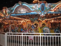 Barefoot Landing Carousel - North Myrtle Beach Sc