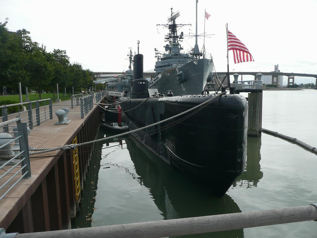 uss croaker (submarine) - buffalo, ny image