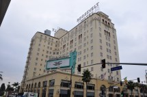Haunted Roosevelt Hotel Los Angeles