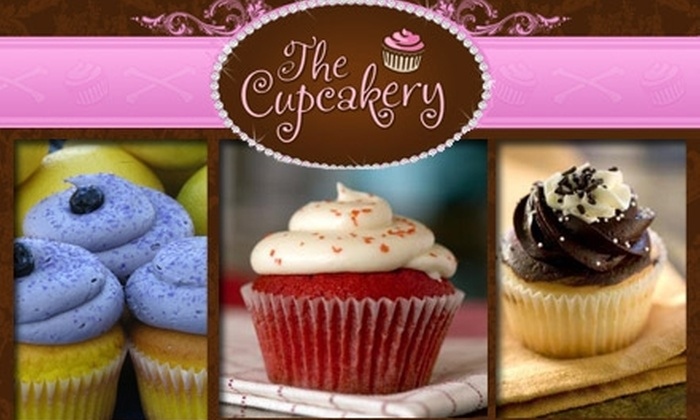 Half Off At The Cupcakery - The Cupcakery
