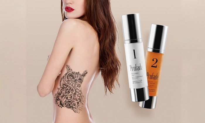 Crema e gel per tatuaggi Profade  Groupon Goods