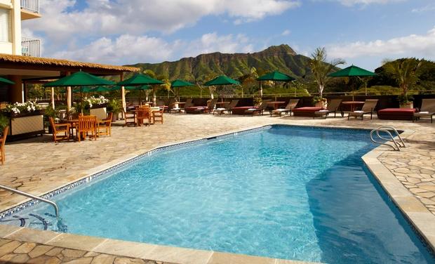 Queen Kapiolani Hotel in Honolulu HI  Groupon Getaways