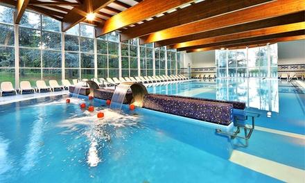 Monticelli Terme: fino a 3 notti per 2 persone con cena, piscine termali e Spa allHotel delle Terme