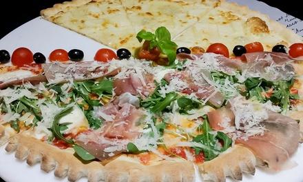 Giropizza illimitato con bibitaper 2 o 4 persone alla pizzeria Infinity Pizza in zona Bicocca (sconto fino a 39%)