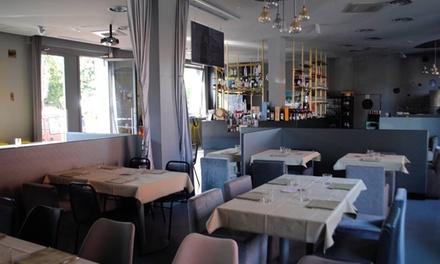 Menu pranzo o cena con calice o bottiglia di vino al Map Restaurant and Bar (sconto fino a 73%)