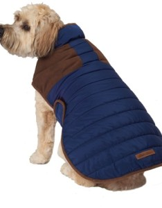 also up to off on eddie bauer quilted dog jacket groupon goods rh
