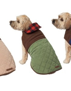 Eddie bauer quilted dog jacket also up to off on groupon goods rh