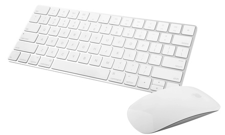 Up To 22% Off on Apple Magic Mouse and Keyboard 2