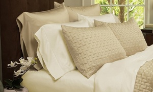 image for Luxury Home Bamboo-Blend Sheet Set