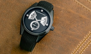 image for Morphic M34 Series Men's Watch with Day and Date Display