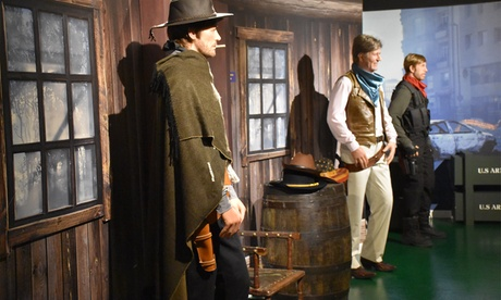 Admission for Two or Four to Dreamland Wax Museum (Up to 41% Off)