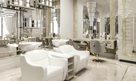 Choice of Hair Treatment Package at Pistache Salon Dubai, Meydan (Up to 74% Off)