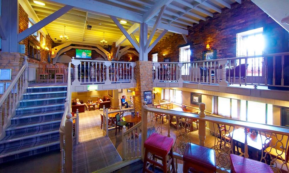 Steam House Restaurant Menu