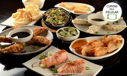 Rodízio no jantar tradicional ou premium para 1 ou 2 pessoas no Theodora Sushi – Pinheiros