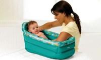 Aufblasbare Baby-Badewanne   Groupon