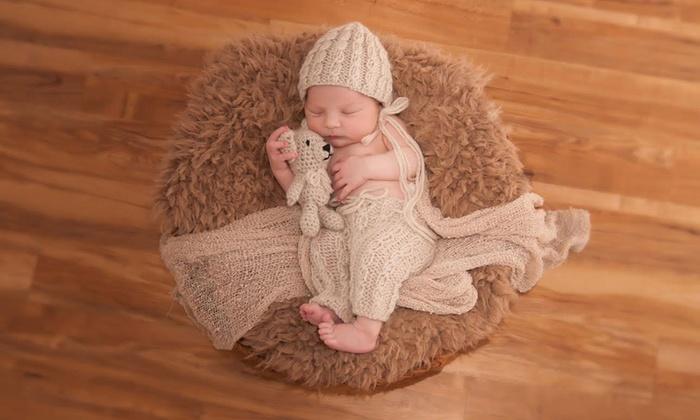 Neugeborenen  BabyFotoshooting  Dein Baby Von Silvia Kast Fotografie  Groupon