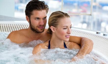Percorso Spa di coppia di 3 ore più fragole, Prosecco e massaggio al centro Postura e Salute (sconto fino a 67%)