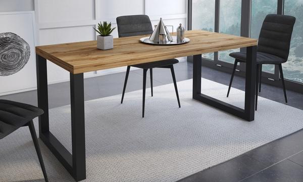 tables a manger style industriel livraison offerte