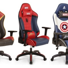 Desk Chair Groupon White Slipcovered Dining Chairs Marvel Collection Ergonomic Office Gaming