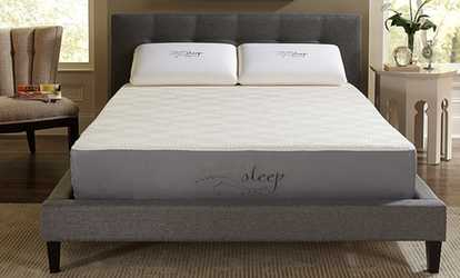 Image Placeholder For Nature S Sleep 10 Memory Foam Mattresses With Optional Foundation
