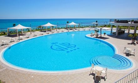 Calabria, Grand Hotel Balestrieri 4*   7 notti in camera doppia superior in pensione completa con bevande per 1 persona