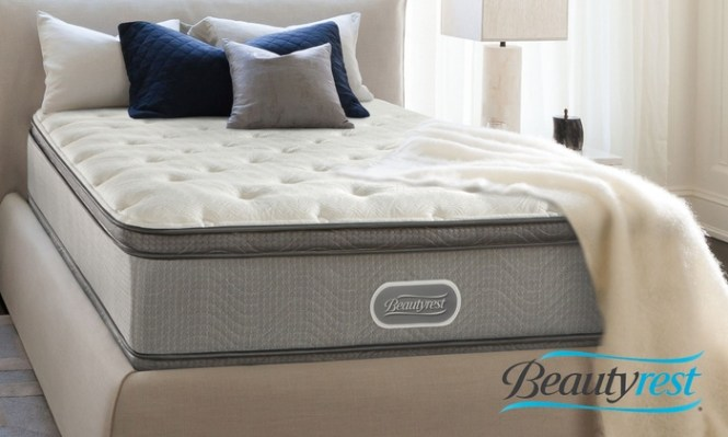 Image Placeholder For Beautyrest Recharge Plush Pillowtop Mattress Set