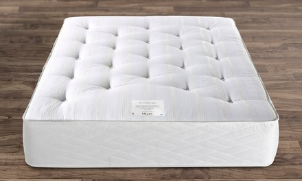 Designed To Provide A Good Nights Sleep This Orthopaedic Spring Mattress Features Firm Support Layers For The Ultimate Back Care Comfort