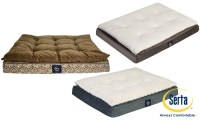 Up To 77% Off on Serta Ortho Pillowtop Pet Bed ...