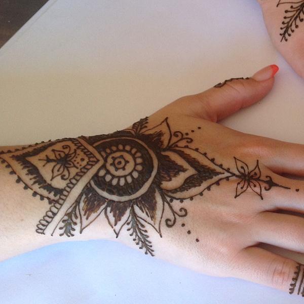 Tatuaje De Henna Tatuaje De Henna Groupon