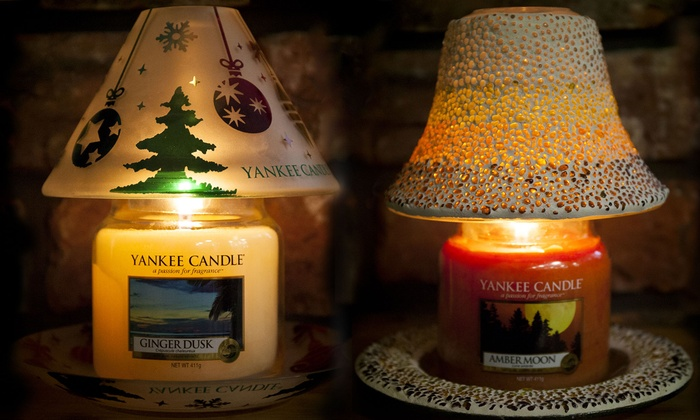 Up To 40% Off Yankee Candle Shade and Dish Set