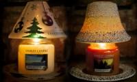 Up To 40% Off Yankee Candle Shade and Dish Set | Groupon