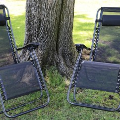 Zero Gravity Chair 2 Pack Cover Rentals Brandon Mb Up To 50 Off On Lounge Chairs Groupon Goods