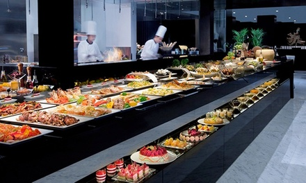 Lunch with Drink and Optional Pool Access for Up to Four at 5* Medley at Pullman Dubai Creek City Centre (Up to 53% Off)