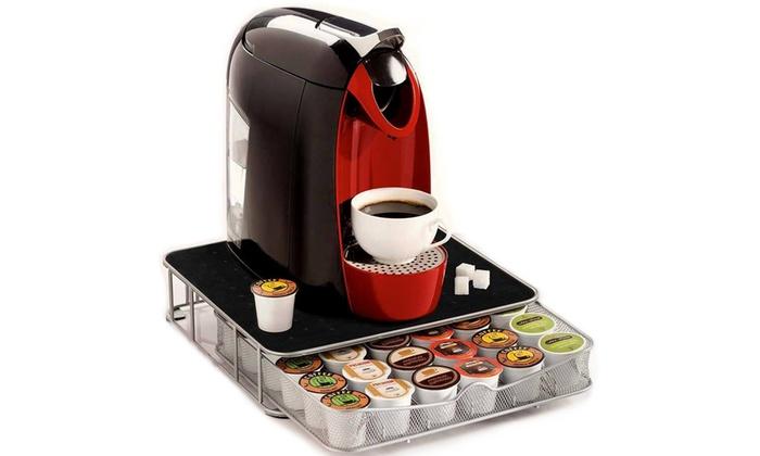Cassetto porta cialde caff  Groupon Goods